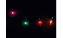 Электрогирлянда с мелодией Jazzway ES00140/4F