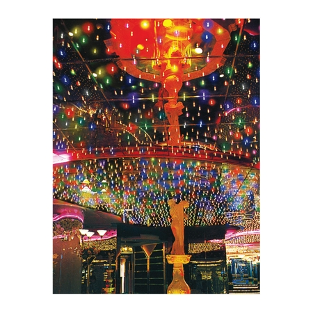 Электрогирлянда линийная  декоративная Jazzway OTW200E-M