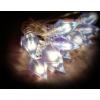 Электрогирлянда с микролампочками Льдинки Jazzway BLD020W-BR (2 м)