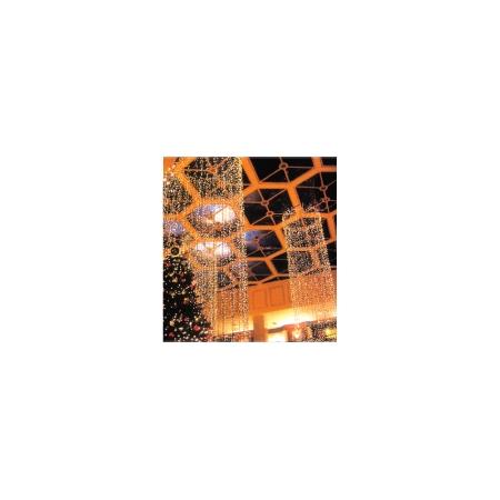 Световой занавес с микролампoчками Jazzway CL625-E-SY (2,4х1,5 м)