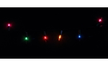 Электрогирлянда с мини лампочками Jazzway ES00050/2F (3 м)
