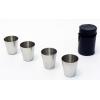 Набор стаканов в кожаном чехле ( 6 штук), PM16-6