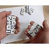 Домино в картонной коробке IG-4010S (кости-пластик, h-3,8см, кор. 16x9,5x2,5см)