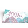 """100ДЕЛ настоящей девочки """"Oh my look edition"""" от Mot1ve.me (скретч-постер)"""