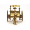 Wood Trick Перший автомобіль - Механічна модель-конструктор з дерева