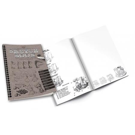 Sketch Book (Скетч бук) - Книга для рисования. SB-01-01