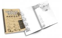 Sketch Book (Скетч бук) - Книга для рисования. SB-01-02