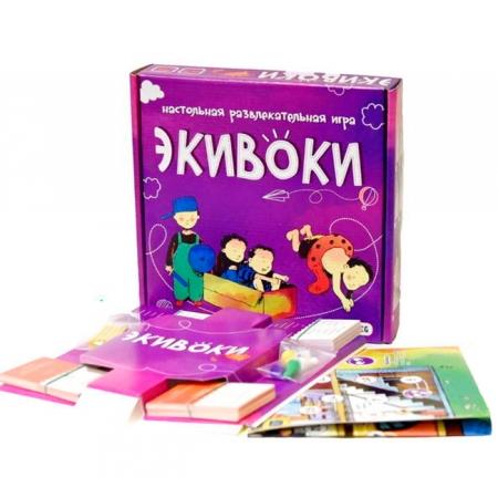 Настольная игра Экивоки (пр-во Украина)