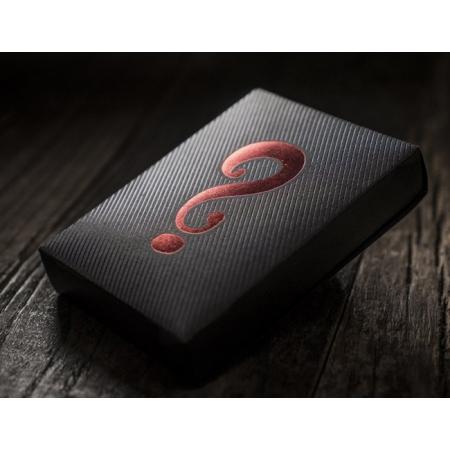 Карты Mystery Box Black Edition от theory11