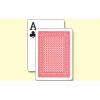 Игральные карты Dal Negro Carpet red
