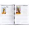 Дневник Таролога цветной, 2 варианта каждой карты