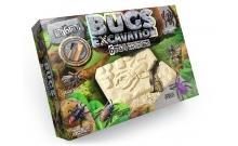 Раскопки: 6 видов насекомых. Danko BUGS EXCAVATION, BEX-01-01