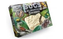 Раскопки: 6 видов насекомых. Danko BUGS EXCAVATION, BEX-01-02
