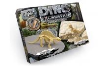 Раскопки динозавров мини-набор: Диметродон + Дилофозавр. Danko DINO EXCAVATION