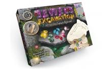 Раскопки драгоценных камней: Danko JEWELS EXCAVATION