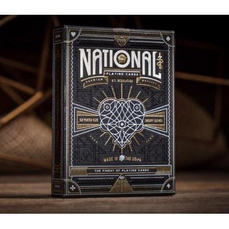 Карты National от theory11