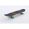 Скейтборд деревянный в сборе из канадского клена 31in FISH CAPRICORN SK-414-3 (подвеска черн-мятный)