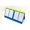 Табло перекидное для игр C-2239 (2х2, металл, пластик, р-р 37см x 18см)