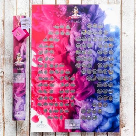 Скретч-постер игра My Poster Sex edition UKR/ENG