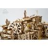 """UGears """"Фабрика роботов"""" (механический деревянный конструктор)"""