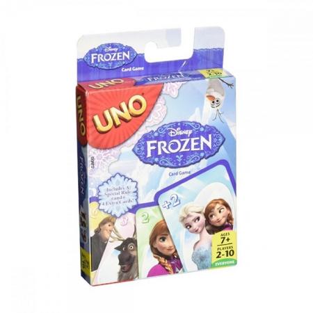 Уно Холодное сердце (Uno Frozen)