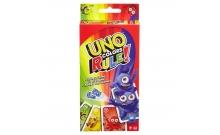 Уно Игра Цветов (Uno Colors Rule). Mattel (DWV64)