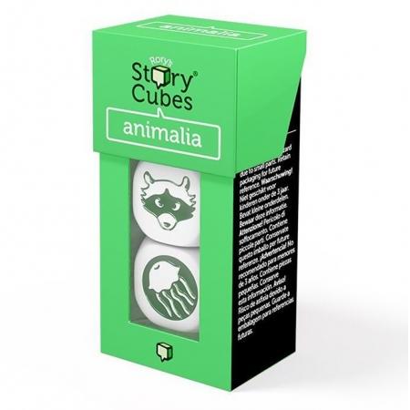 Сказочные кубики Рори: Животный мир (Rorys Story Cubes: Animalia)