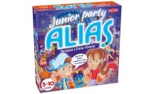 Юниор Пати Алиас (Junior Party Alias) на укр. языке