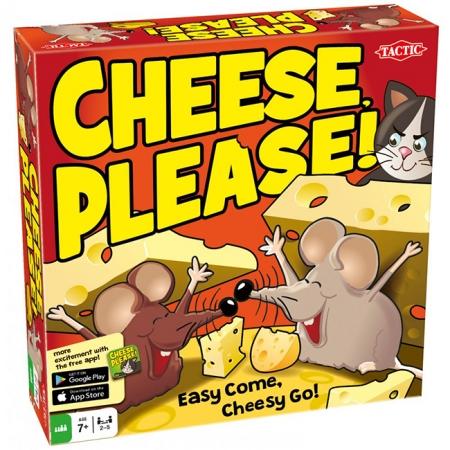 Настольная игра - Сыр, пожалуйста (Cheese, please) на укр.языке