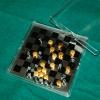 Шахматы карманные магнитные, 10 x 10 см