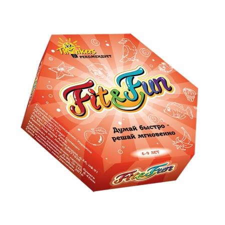 Thinkers Fit & Fun 6-9 лет - развивающая игра