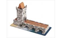 Іграшка-конструктор з міні-цеглинок - Міст, Країна замків