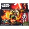 Assault Walker с фигуркой 9,5 см, Star Wars, Hasbro, B3716EU4-1
