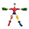 Человек-паук, фигурка супер героя Марвел, (16 см), Hero Mashers, Hasbro, A6825-7