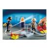 Игровой набор Пожарная бригада, в кейсе, Playmobil, 5651