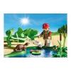 Игровой набор Пруд для рыбалки, Playmobil, 6816