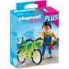 Мастер с инструментами на велосипеде (4791), Playmobil, 4791