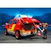 Пожарная машина со светом и звуком (5364), Playmobil, 5364