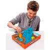 Kinetic Sand Construction Zone - песок для творчества, голубой, формочки, 283 г, Wacky-tivities, 71417-2