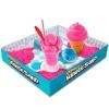 Kinetic Sand Construction Zone - песок для творчества, розовый, формочки, 283 г, Wacky-tivities, 71417-1
