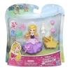 Набор Мини-кукла Аврора с аксессуарами, Маленькое королевство, Disney Princess Hasbro, B7162 (B5334)