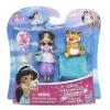Набор Мини-кукла Жасмин с тигренком, Маленькое королевство, Disney Princess Hasbro, В7160 (В5331)