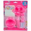 Набор по уходу за пупсом NBB, розовый, New Born Baby, 556 7210-1