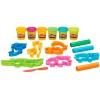 Весёлое сафари, набор с пластилином, Play-Doh, B1168