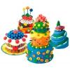 Набор для лепки Мастерская тортов, PlayGo, 8205