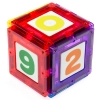 Магнитный конструктор 80 деталей, Playmags, PM170
