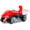 Хищник-мобиль Dragon Blaster 13 см (свет, звук), Hot Wheels, Toy State, 90571