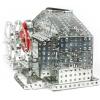 Конструктор металлический Дом с водяной мельницей и солнечной батареей (625 дет), Tronico, 10133