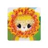Лев, картинка из лоскутков 3D, Orb Factory, 73022
