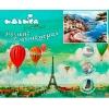 Воздушные шары над заливом, серия Пейзаж, рисование по номерам, 40 х 50 см, Идейка, KH1012
